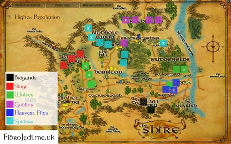 lotro old forest map map of lotro old forest flowers newhairstylesformen2014 com