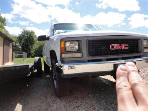 how things work cars 2000 gmc sierra 3500 electronic throttle control find used 2000 gmc sierra c 3500 in west alexandria ohio united states for us 2 650 00