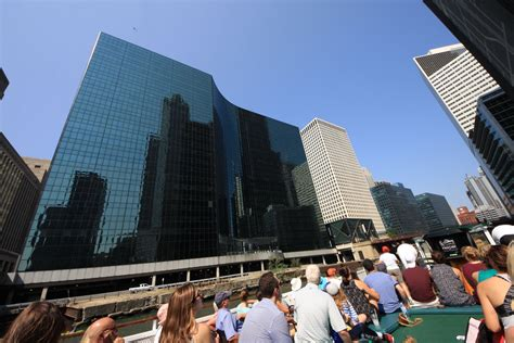 Architectural River Cruise 72 Hours In Chicago As A Human