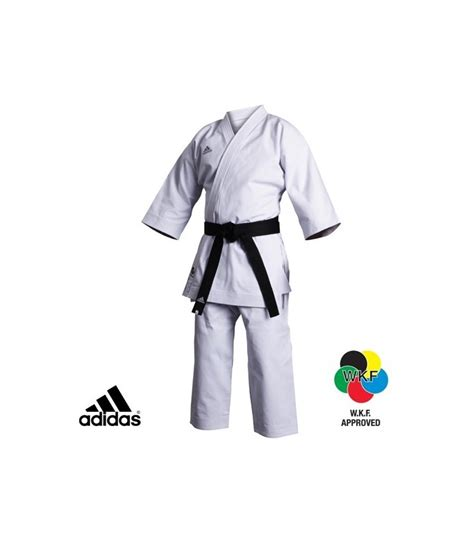 baju karate adidas wkf approved kata