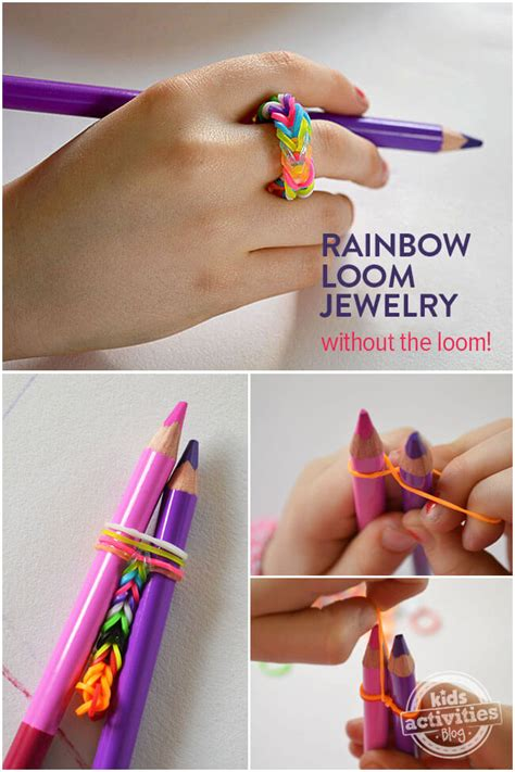 how to make loom bands with diy easy tutorials how to make loom bands k4 craft