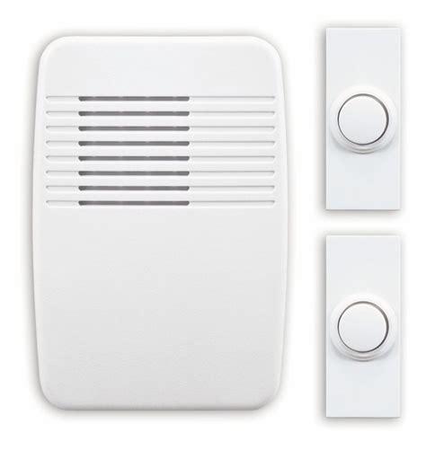 home depot wireless doorbell on heath zenith wireless