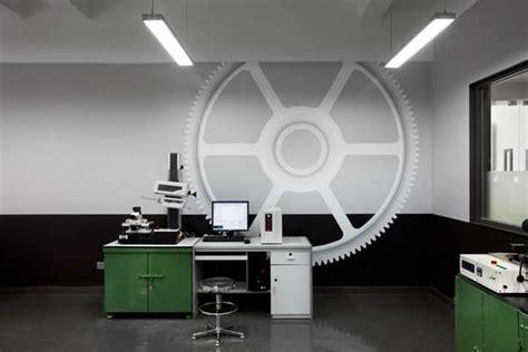 mechanical decor mechanical office motifs kh gears gear interior