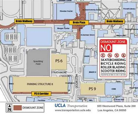 bicycling skateboarding to be banned in dismount zones ucla