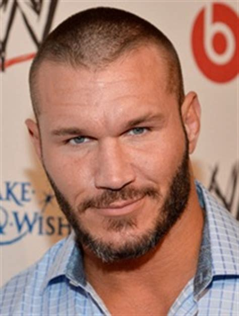 randy orton haircut randy orton body measurements height weight shoe size