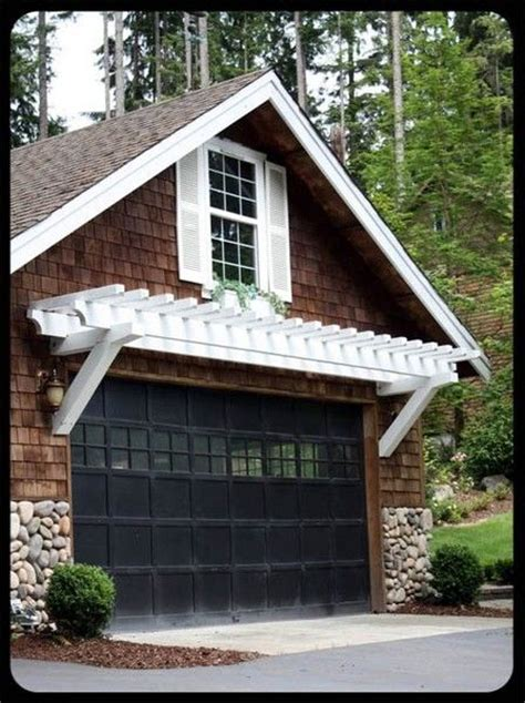 Garage Trellis by 200 Best Images About Porches Overhangs Decks On