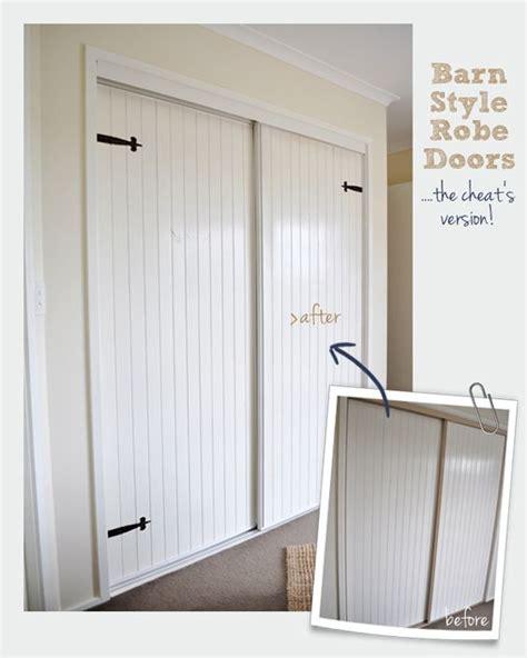 Sliding Wardrobe Door Rev With Dummy Strap Hinges The Hinged Closet Doors