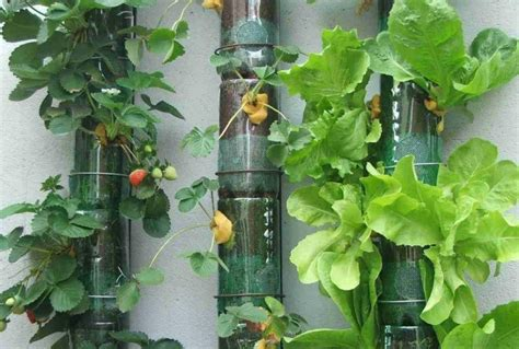 Vertical Vegetable Garden Planters Piled Vertical Vegetable Garden Planters