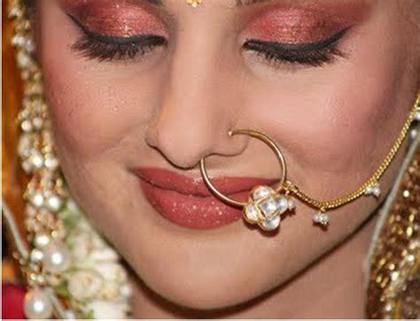 Wedding Nose Ring Design by Indian Bridal Nose Ring Designs Wallpaper Hd