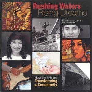 rushing waters a novel csun professor s book receives blue collar pen award
