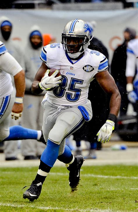 Rb Bell bears working out rb joique bell