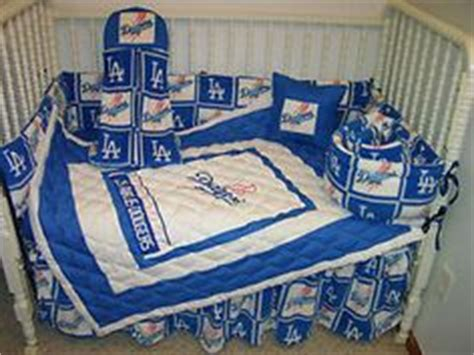 Dodgers Crib Bedding 1000 Images About Dodgers Nursery On Pinterest Dodgers Los Angeles Dodgers And Baseball