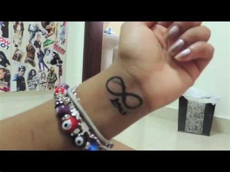 tattoo easy to make diy temporary tattoos youtube