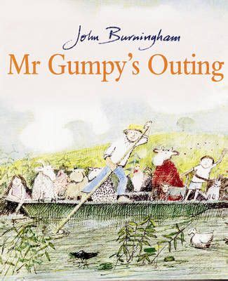 libro mr gumpys outing 8 best mr gumpy s outing images on motor car ideas and shared reading