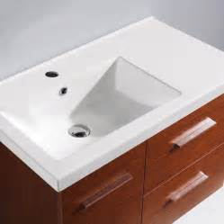 img bath white ceramic vanity top with integral offset