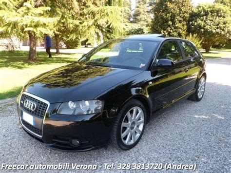 Audi A3 S Line 2008 by Audi A3 S Line Anno 2008 Youtube