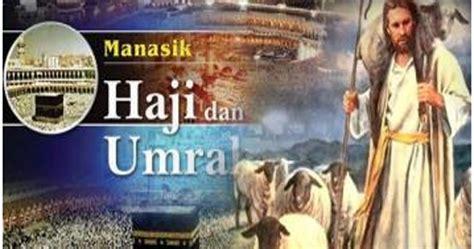 Buku Manasik Haji Umrah Bergambar Robotik Mtr Kristenisasi Berkedok Haji Beredar Buku