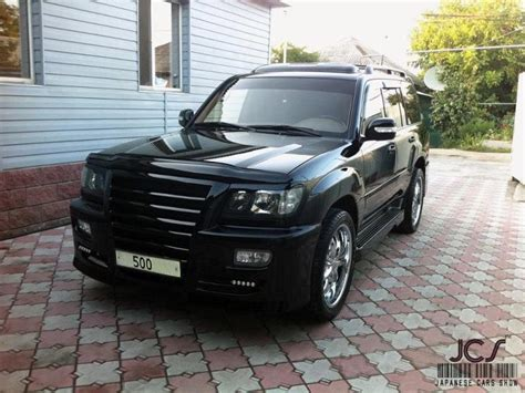 Toyota Land Cruiser 100 Label Cooler modified cars and trucks toyota land cruiser modified
