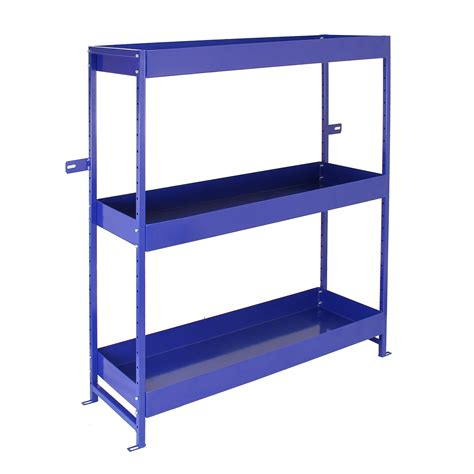 metal storage drawers for vans van racking metal shelving system tool storage shelves