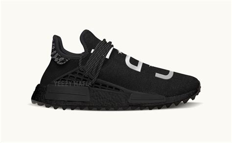 Sepatu Adidas X Pharrell William 2 colorways eksklusif dari adidas nmd hu trail x pharrell