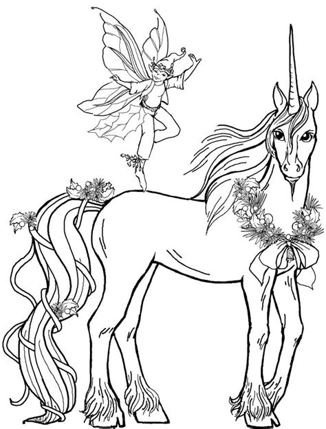 realistic unicorn coloring page realistic unicorn coloring pages for adults coloring pages