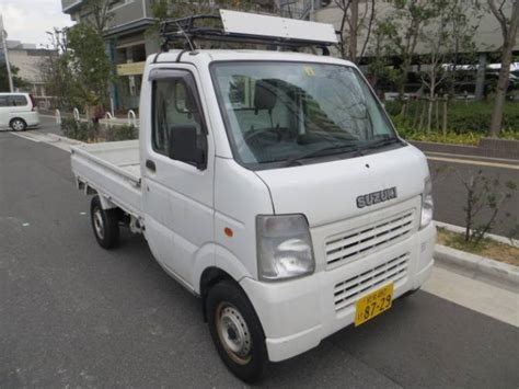 Suzuki Carry Cer 2007 Suzuki Carry Truck Da63t X For Sale Japanese Used