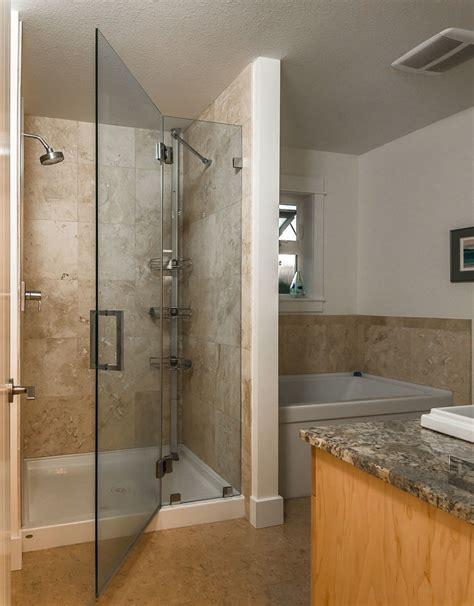 cork floor bathroom eco friendly cork flooring for bathroom ideas decohoms