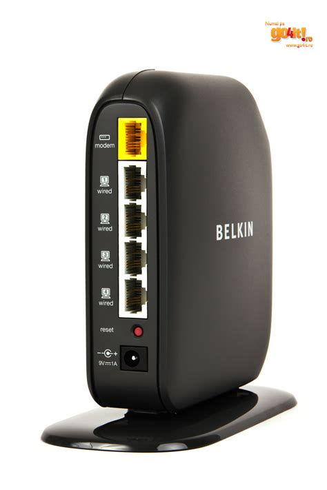 Router Belkin how to setup a belkin wireless modem router omgtopp