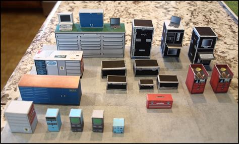 1 64 Scale Garage Diorama by 1 64 Scale Garage Diorama Pictures To Pin On