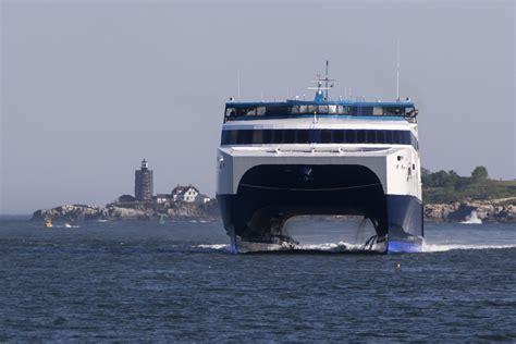 nova cat boats engine problem disrupts cat ferry service between portland