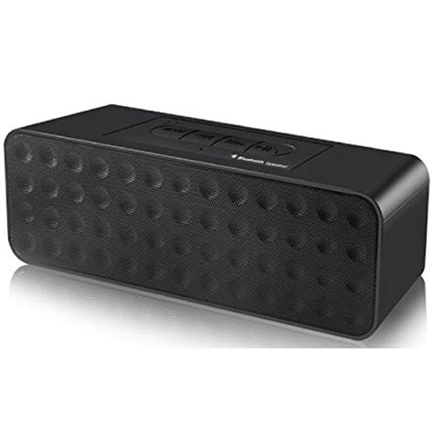 Bestfire Portable Bluetooth Speaker With Tf Card Slot And Mic Lv900 bestfire portable wireless bluetooth speaker with tf card slot and mic lv900 black