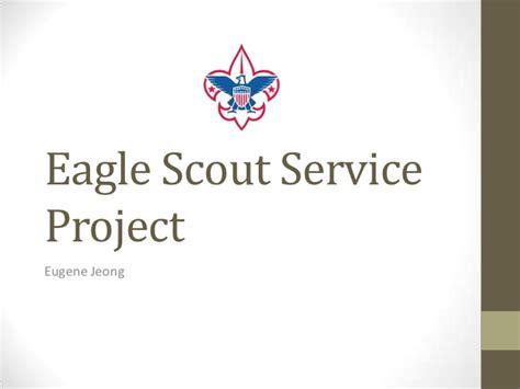 service project eagle scout service project