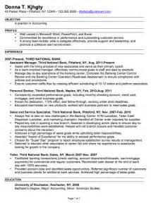 Resume Format 2014 Resume Example For An Accounting Position