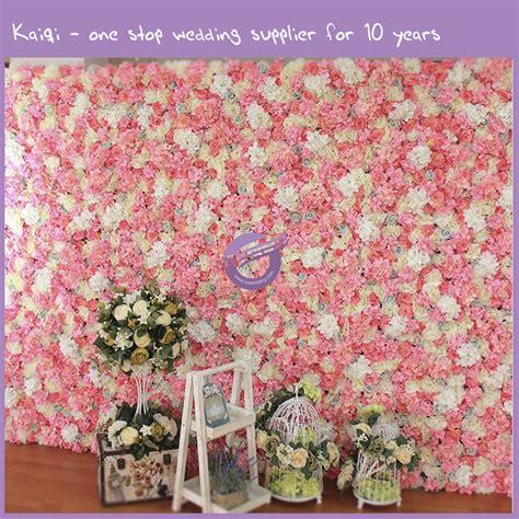 Wedding Backdrop With Flowers by K9673 Wedding Artificial Flower Flower Backdrops Flower