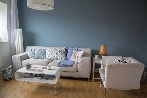farbe im wohnzimmer wohnzimmer makeover mit wandfarbe