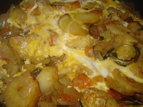 cuisine traditionnelle alg駻ienne ratatouille a ma facon cuisine algerienne bordjienne