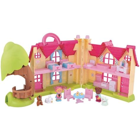 Happyland Cherry Cottage by Elc Happyland Cherry Cottage