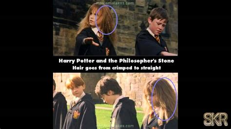 mistakes in the harry potter books harry potter wiki wikia movie mistakes harry potter and the philosopher s stone