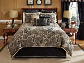 Black And Purple Bed Sets