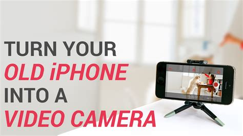 how to use your iphone as a home security