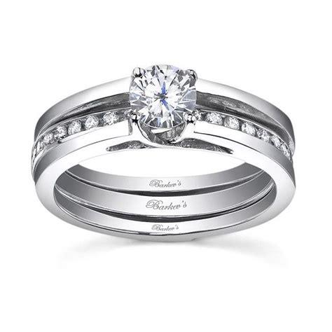 1000 ideas about interlocking wedding rings on