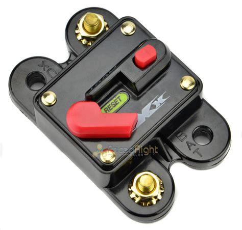 12 volt 150 car audio circuit breaker stereo in line