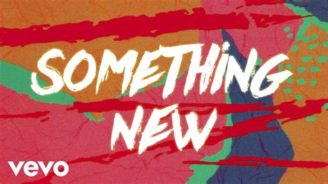 Something New by Zendaya Something New Official Lyric Ft Chris