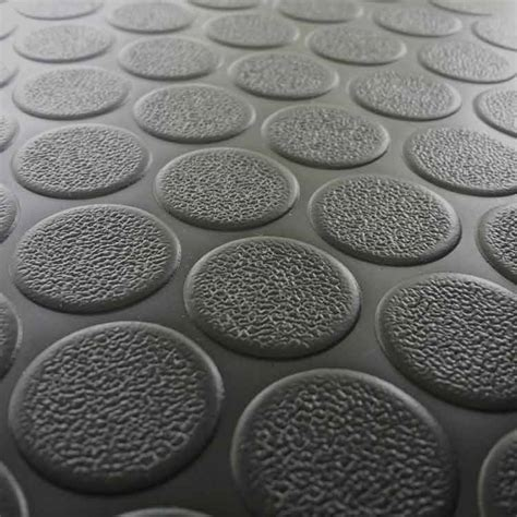 Coin Rubber Flooring by Quot Coin Grip Quot Rolls Pvc Flooring