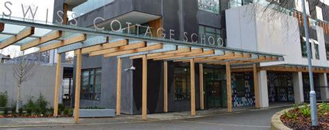 Swiss Cottage School Development Research Centre by Swiss Cottage School