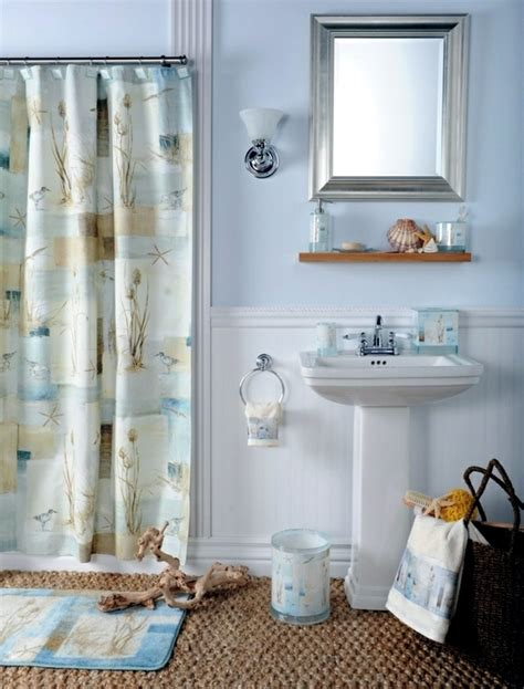 sea shell badezimmer bathroom decorating ideas to make yourself look at the