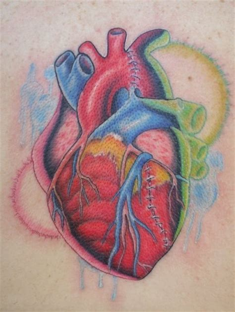 tattoos heart problems the ultimate tattoo thread page 17 veggieboards