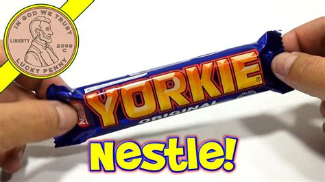 yorkie bar calories image gallery nestle yorkie
