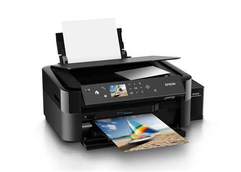 Epson L850 I L810 Niskokosztowe Drukarki Fotograficzne Color Printer With Wifi L