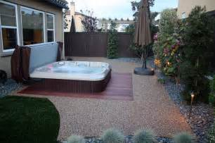 How To Build A Backyard House 8 Ways To Place Your Original Outdoor Jacuzzi